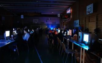 Gigantia LAN-Party. Foto: citysnake
