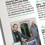 Wiener Bezirksblatt 10.12.2012 - BarCraft Classic Ankündigung